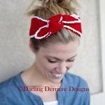 Knot Headband Pattern