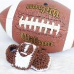 Sports Booties Crochet Pattern for ..