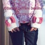 PDF Fingerless Glove PATTERN ONLY f..