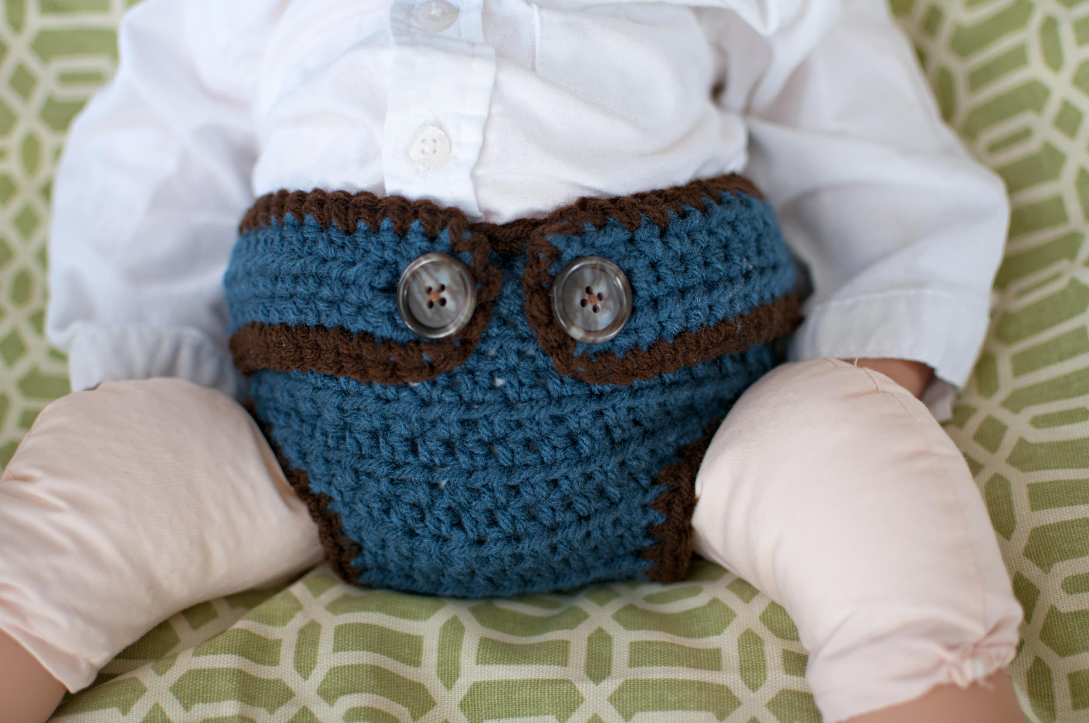 Button strap diaper cover crochet pattern on luulla button strap diaper cover crochet pattern bankloansurffo Gallery
